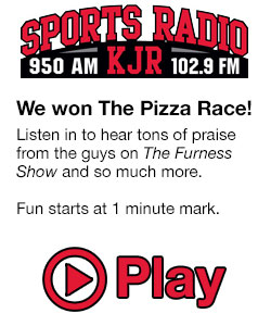 KJR Pizza Race Winners!